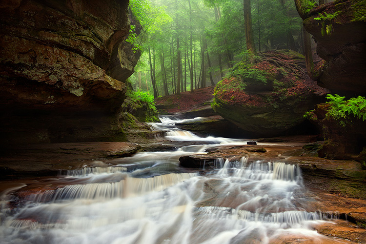 Hocking Hills Scenic Attractions Hocking Hills Luxury Lodge and Cabins