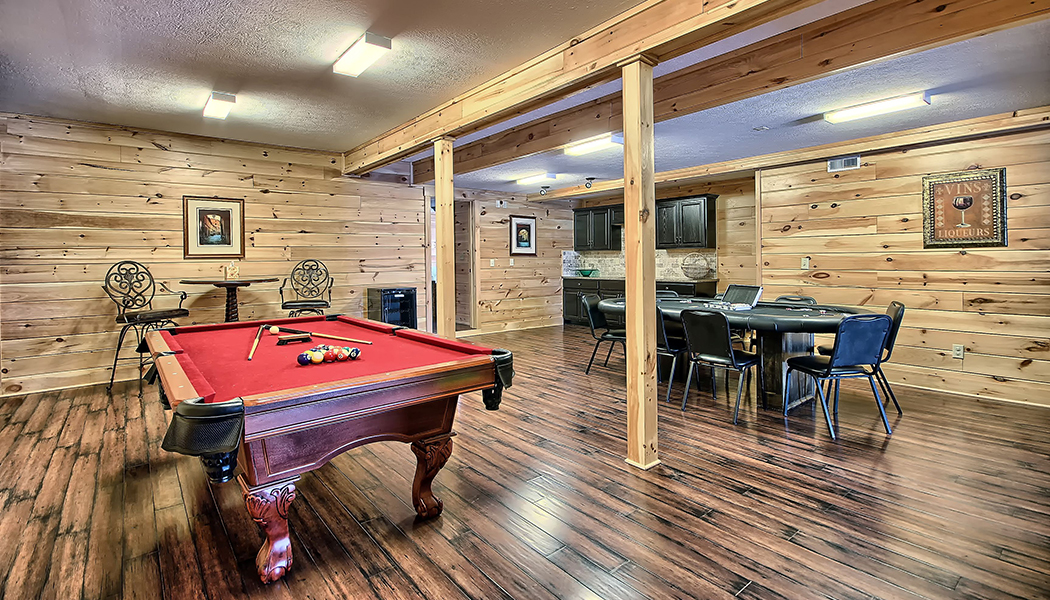 Indoor Overview Hocking Hills Luxury Lodge and Cabins