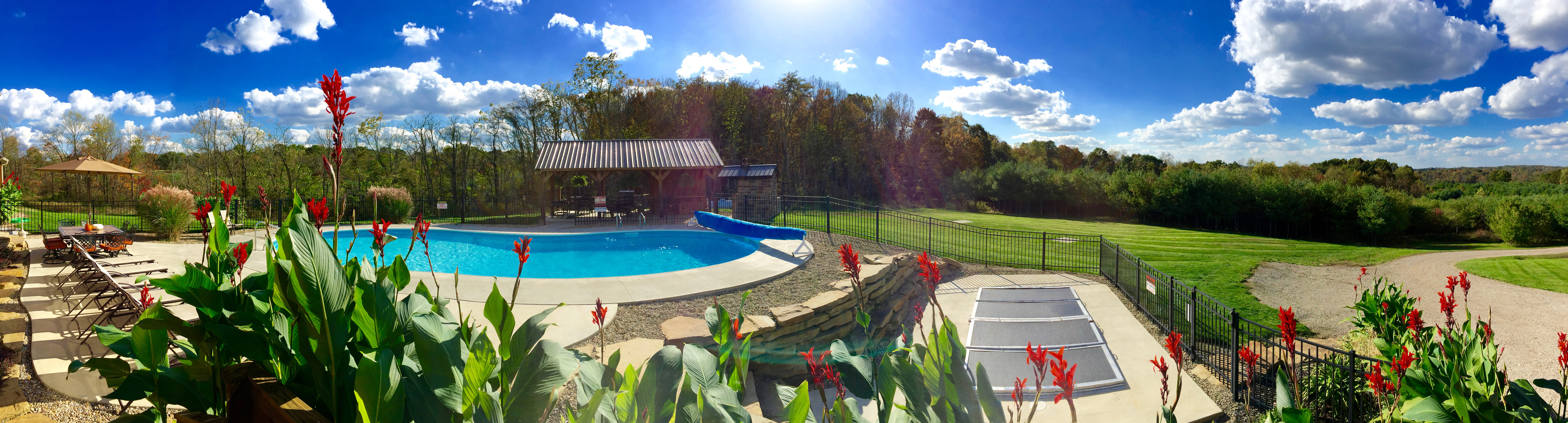 Outdoor Spaces & Grounds | Bourbon Ridge Retreat | Hocking