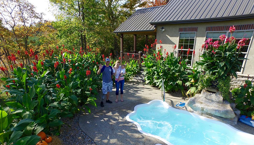 The Woodford Cabin Bourbon Ridge Retreat
