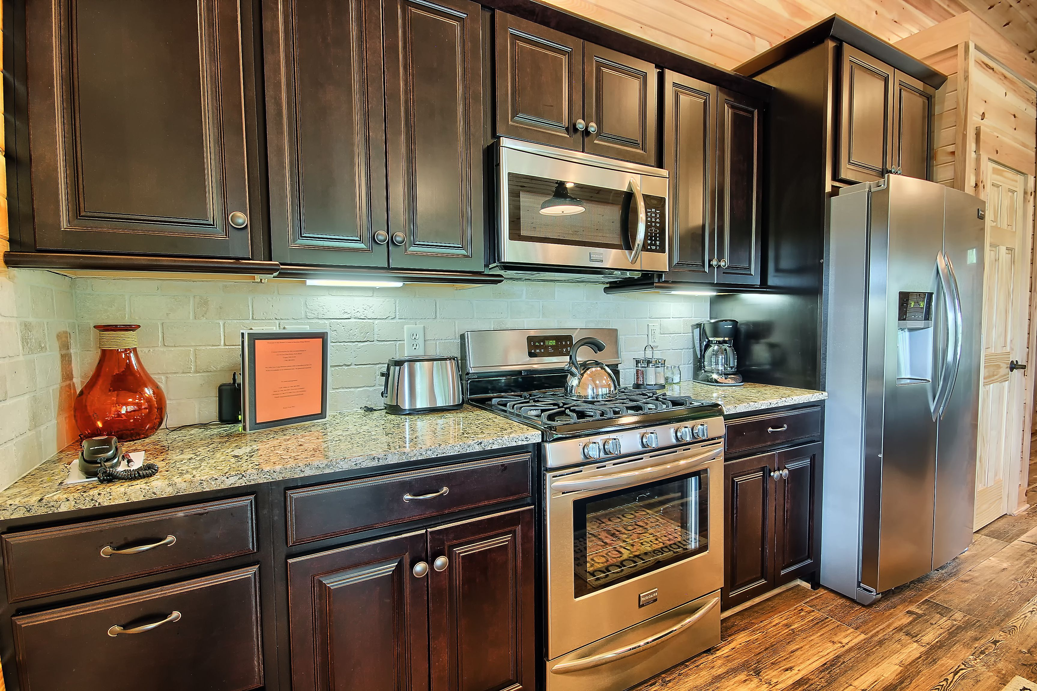 The Bookers Luxury Cabin Bourbon Ridge Retreat Hocking