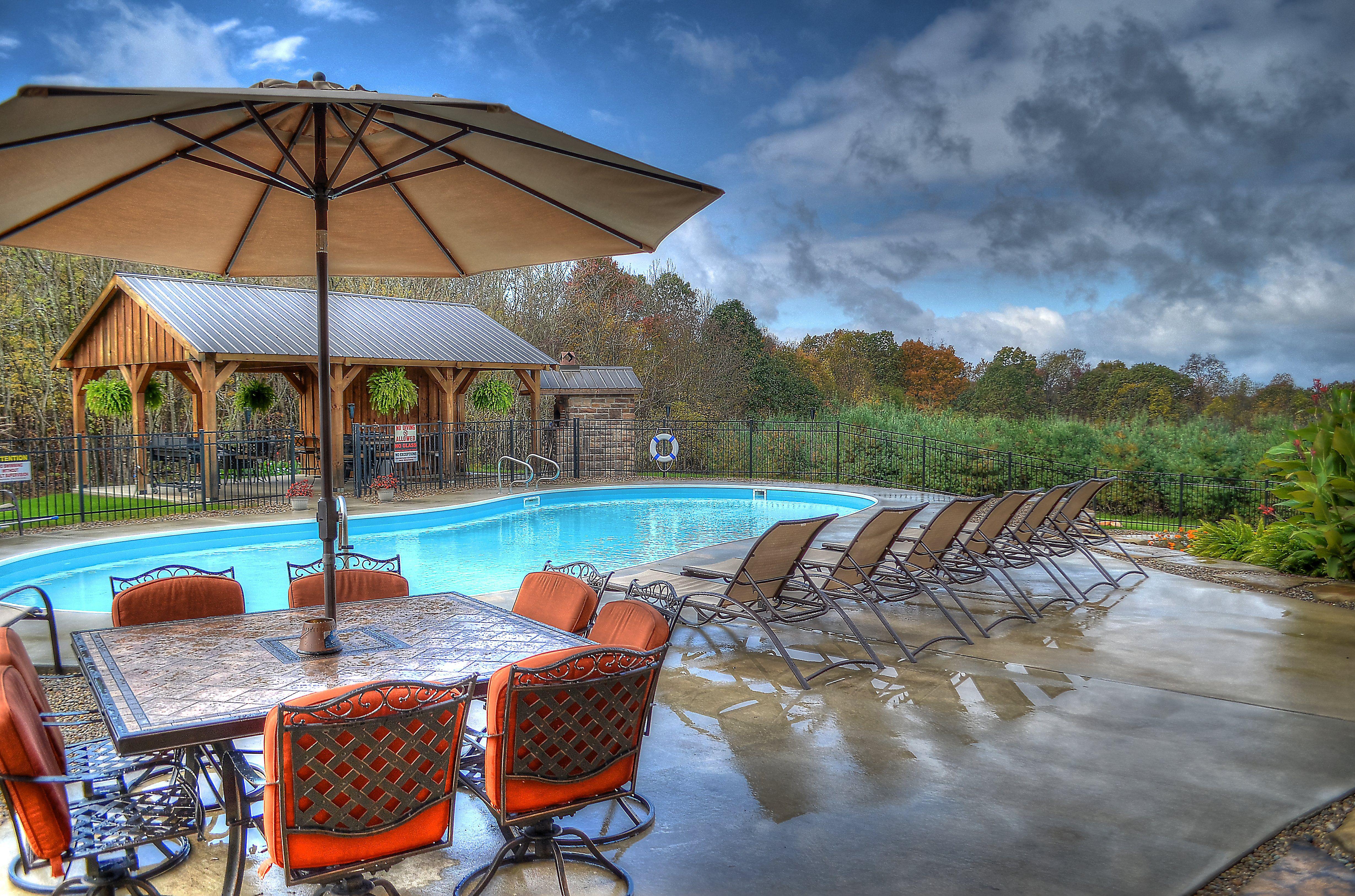Bourbon Ridge Retreat Hocking Hills Luxury Lodges Amp Cabins